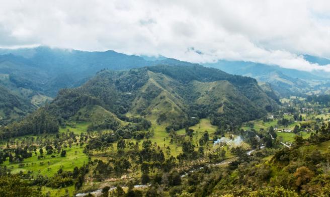 colombia landscape- Flickr szeke
